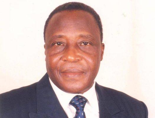 Guéi Robert Président de la republique de Côte d'voire (1999-2000)