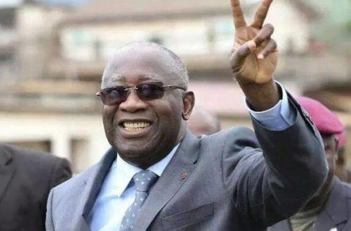 Article : En attendant le retour de Gbagbo