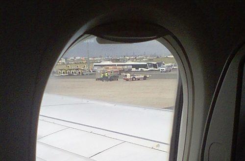 Article : Récit d'un voyage à Antananarivo :  mon premier vol